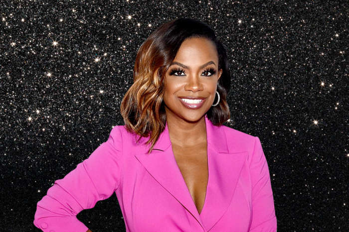 Kandi Burruss Stuns In Sparkly Dress While Posing With Ladies From Other Real Housewives Series!