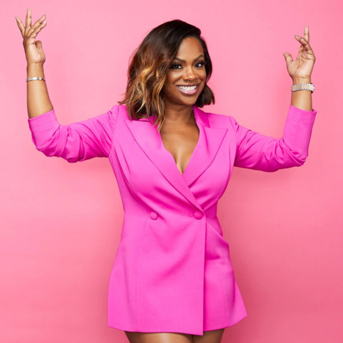 Kandi Burruss Is Celebrating One Year Of Old Lady Gang At Camp Creek
