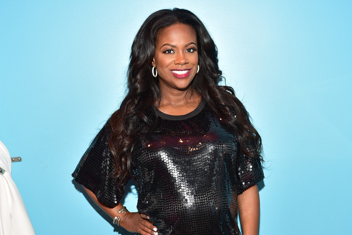 Kandi Burruss Has A New 'Speak On It' Episode Out - Fans Say She's Twinning With Riley Burruss