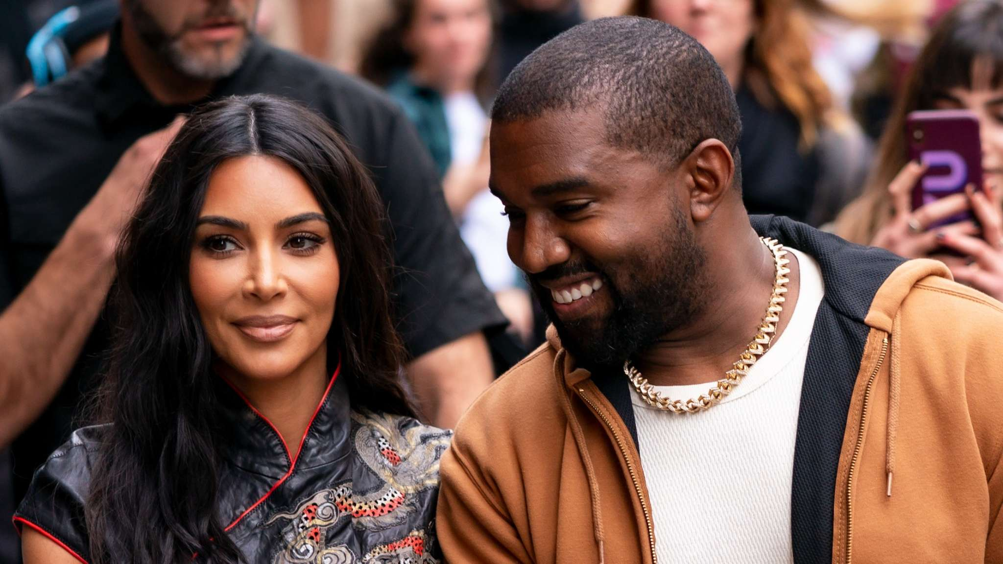 Kanye West says he is considering a name change and it's…interesting
