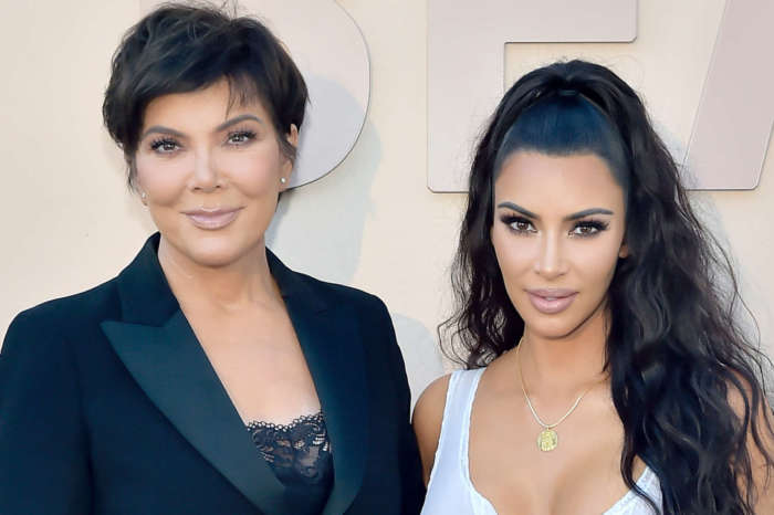 Kim Kardashian Shares Intimate Details From Kris Jenner's Anniversary