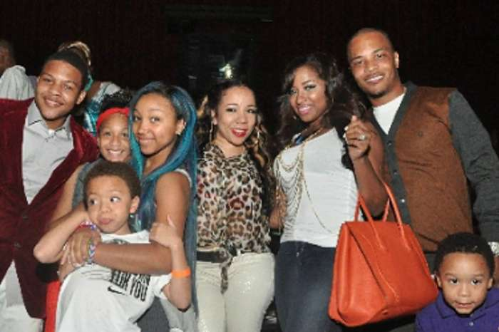 Tiny Harris Praises Her Kids And Makes Zonnique Pullins' Fans Crazy With Excitement