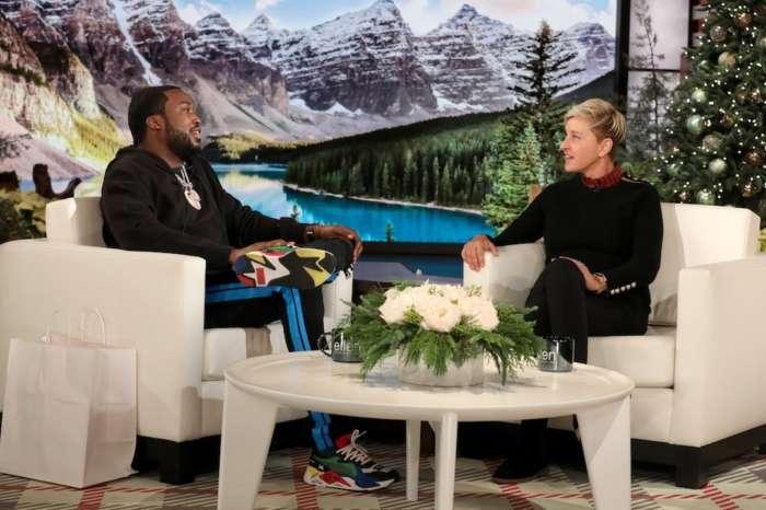 Meek Mill Gushes Over Ellen DeGeneres And She Responds