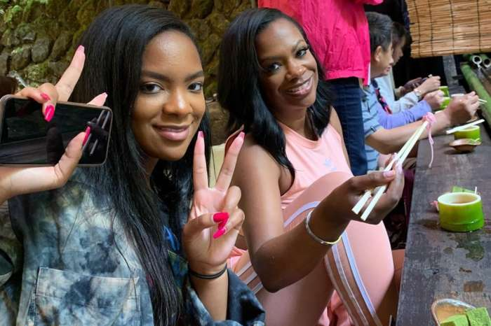 Kandi Burruss' Fans Love The Look She Created With The Products From Her Cosmetic Line