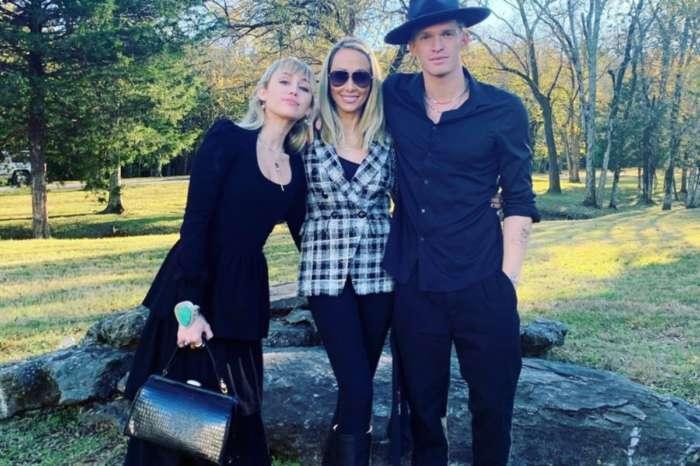Miley Cyrus Takes Boyfriend Cody Simpson To Brother Braison's Wedding