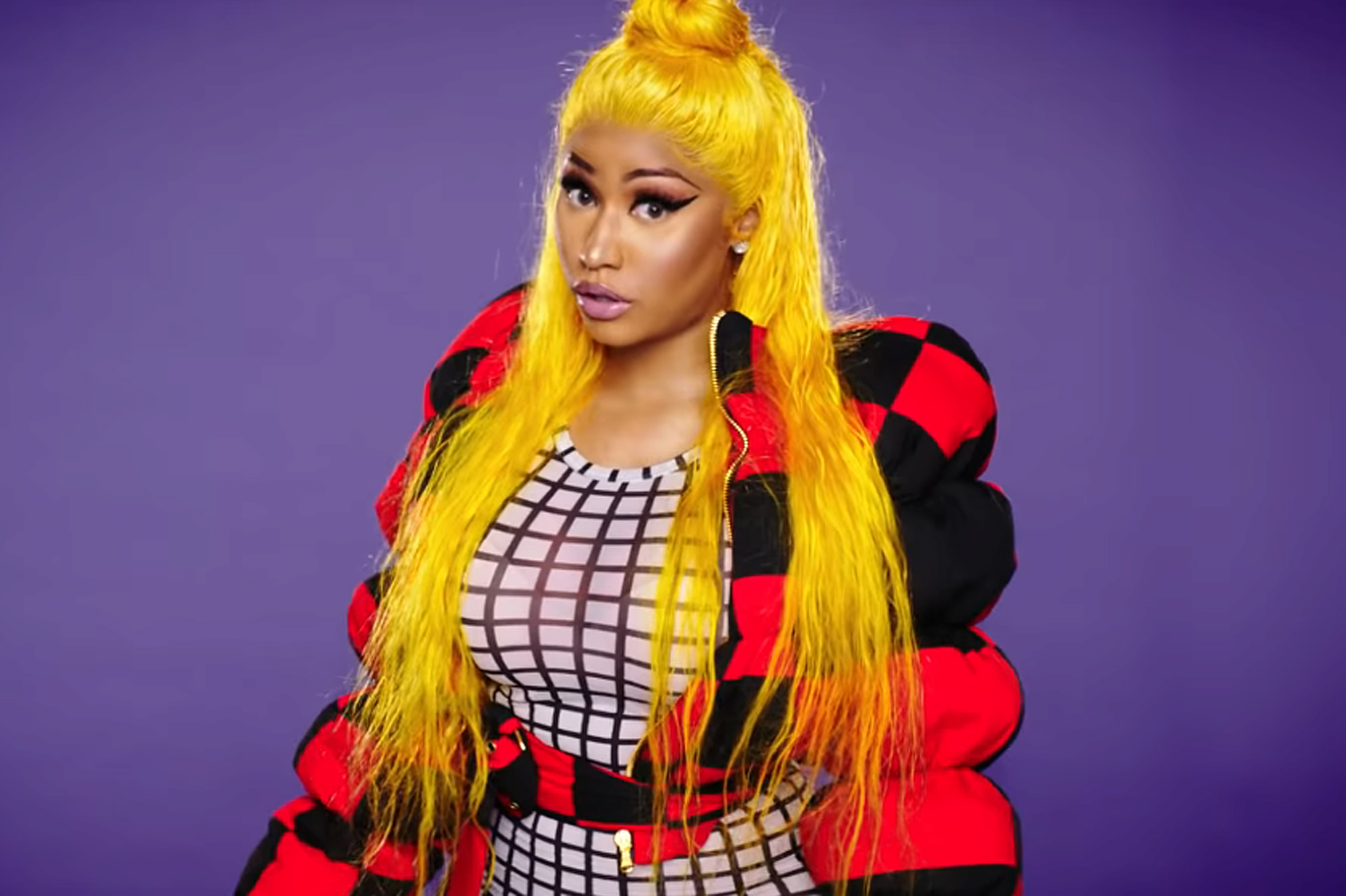 Nicki Minaj Is Reportedly The First Artist In History To Dominate The Billboard Charts
