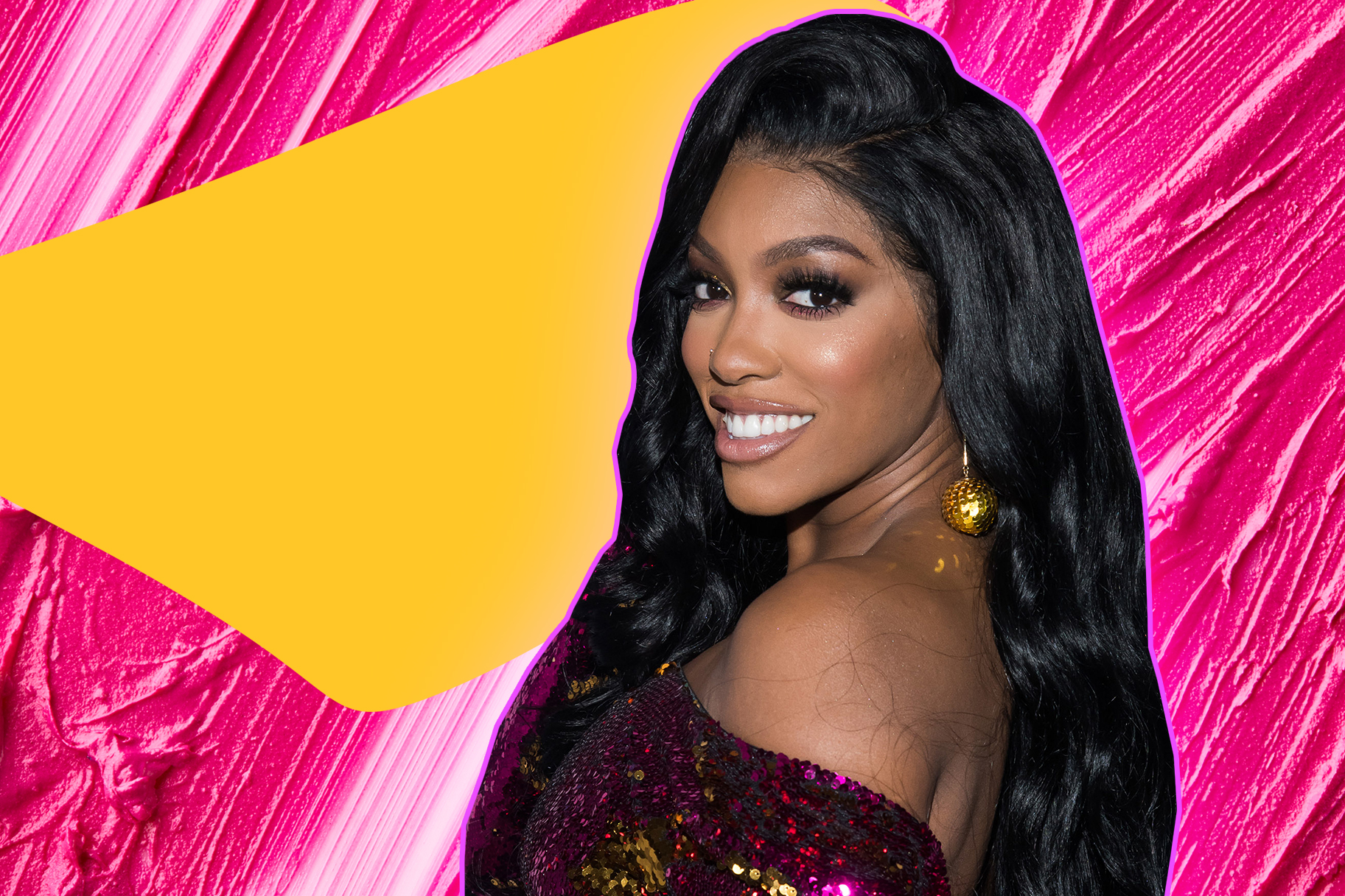 Porsha Williams Shows Fans What She's Working With In This Video And People Cannot Get Enough Of Her: 'OMG, You Look Bomb!'