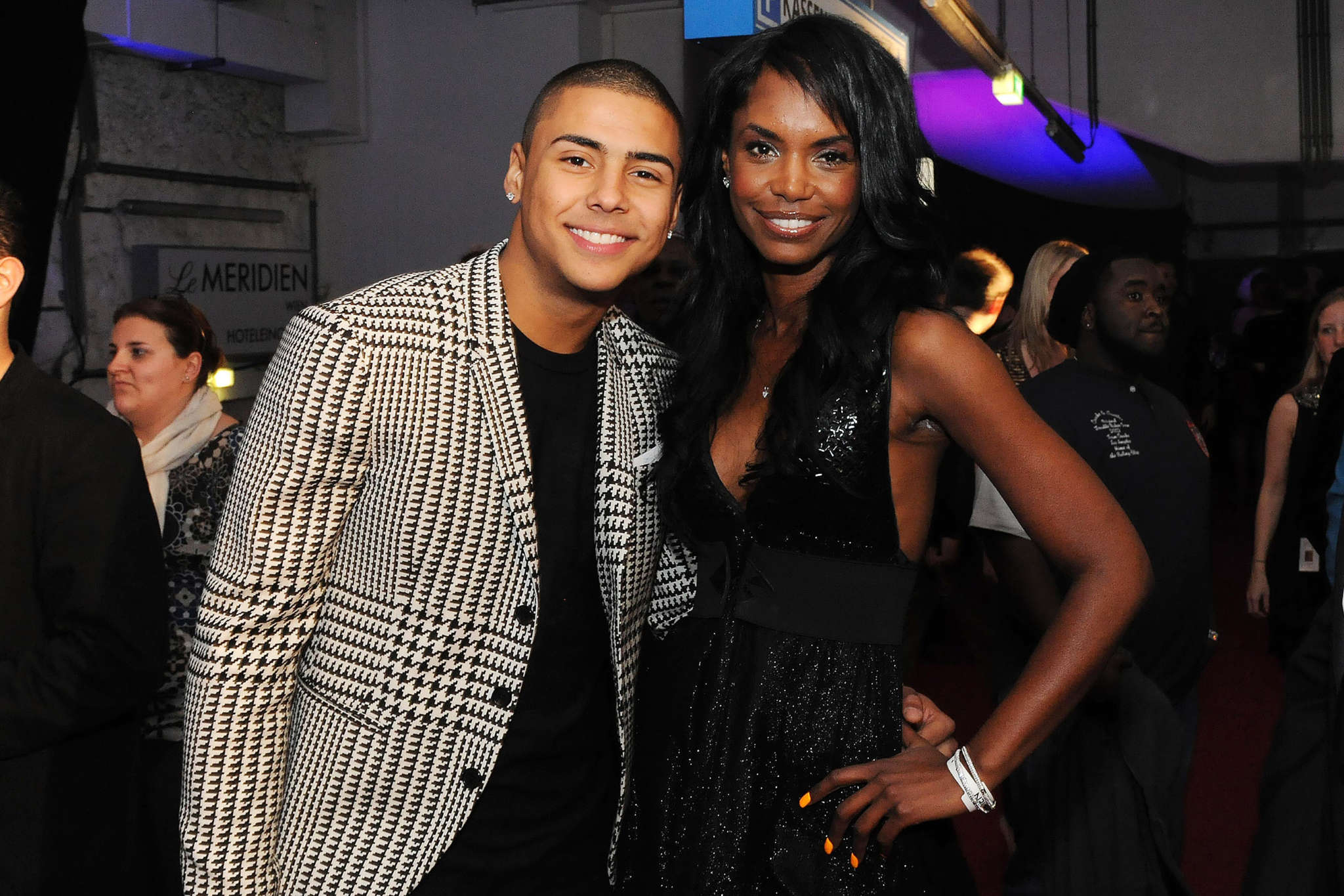 Kim Porter's Son, Quincy Brown Remembers Her After 365 Days Since The Tragic Passing - See The Emotional Photos