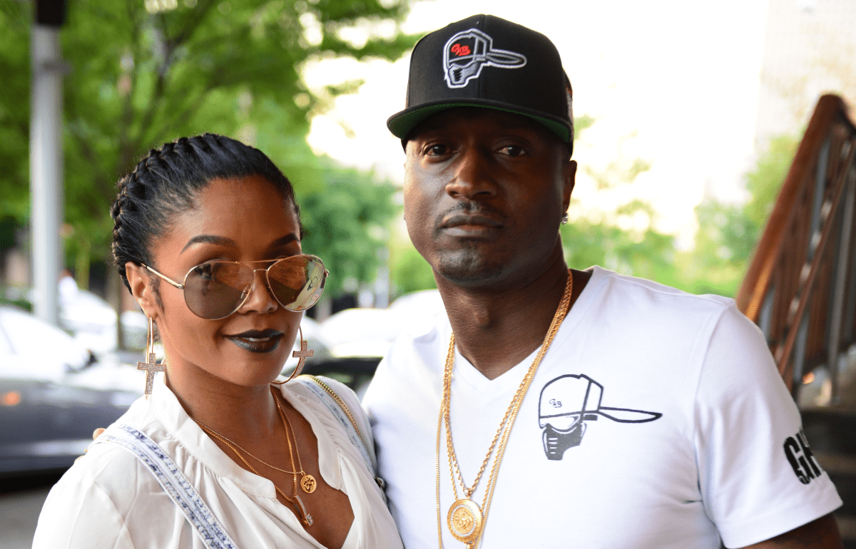 Kirk And Rasheeda Frost Link Up With Old Friends And Fans Are Happy To See Them Having A Great Time