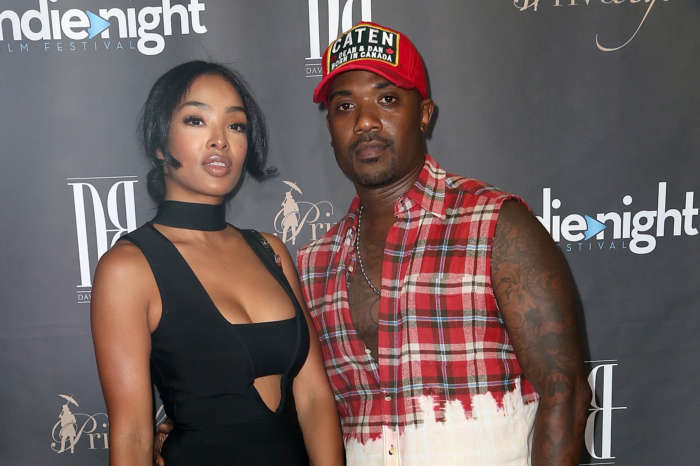 Ray J Reunites With His Daughter Amidst The Drama With Princess Love And Clears His IG Account