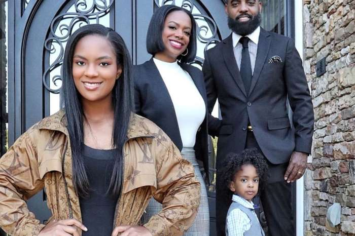 Kandi Burruss Gushes Over Her Son, Ace Wells Tucker And His Dad, Todd Tucker - See The Video