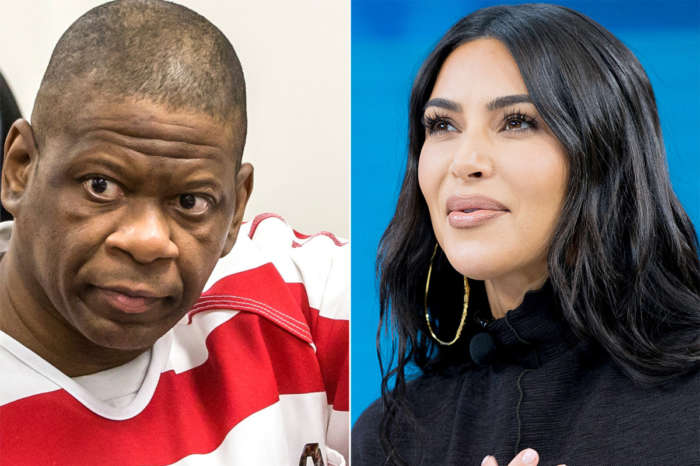 Kim Kardashian Meets Rodney Reed After He Has Been Granted Stay Of Execution