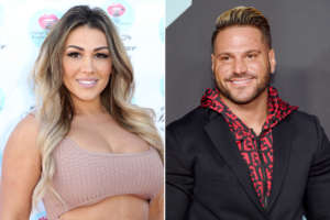 Jen Harley Calls Ronnie Ortiz-Magro Out For Cheating With Her Friend And More!