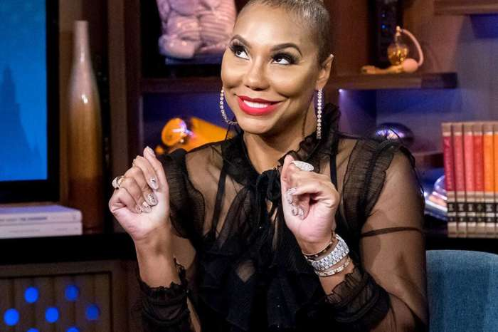 Tamar Braxton Makes Fans Laugh Their Hearts Out With The Latest Photo