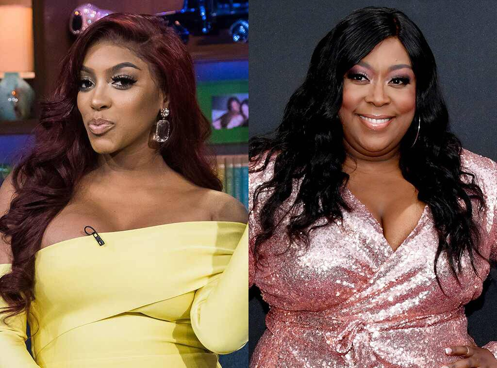 Porsha Williams Slams Loni Love Following Comments About Her And Dennis McKinley - Fans Defend The RHOA Star
