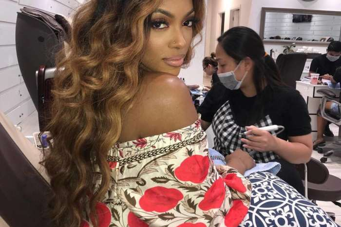 Porsha Williams Shows Off Her Latest Collection And Fans Are Here For This