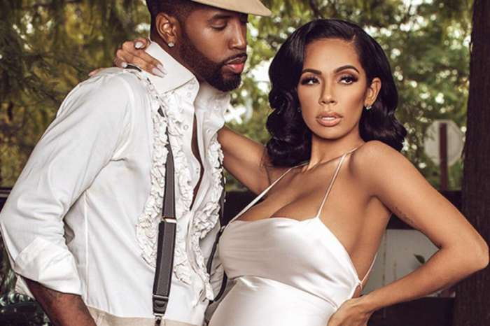 Erica Mena Wants To Make Pregnancy An Occasion For Women To Appreciate Their Bodies