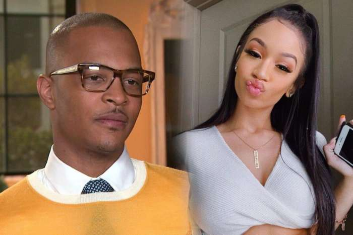 T.I.'s 18-Year-Old Daughter Deyjah Deletes Her Instagram Account After His Controversial Comments About Checking Her Virginity!