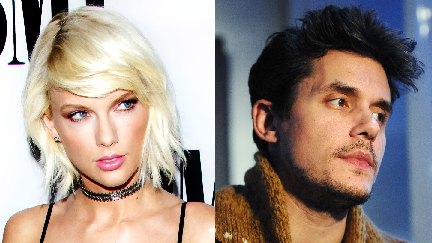 Hear John Mayer Put His Own Spin on Taylor's Swift's