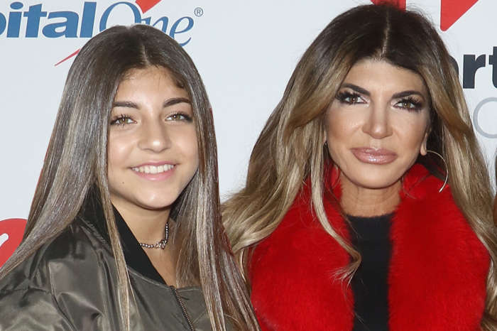 Teresa Giudice Says That 'Amazing' 14-Year-Old Daughter Milania Has Lost 40 Pounds - Here's How!