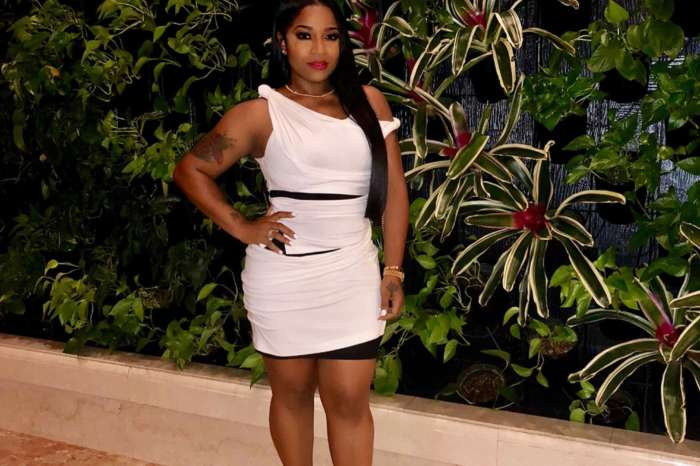Toya Wright Impresses Fans With A 'Before And After' Post In Which She's Showing Off Her Figure - Kim Zolciak Praises Her