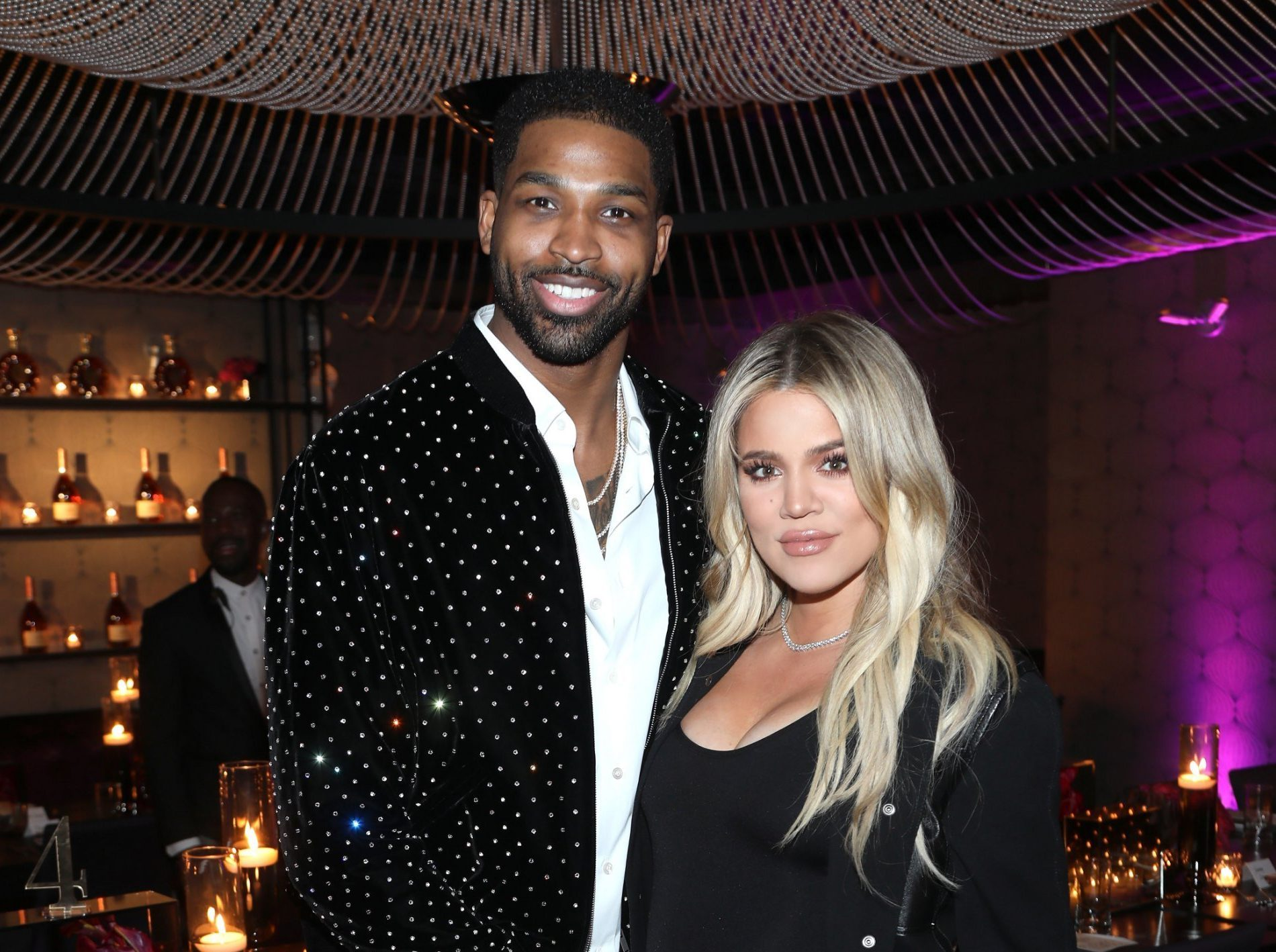 Khloe Kardashian Talks Co-Parenting With Ex-Boyfriend Tristan Thompson