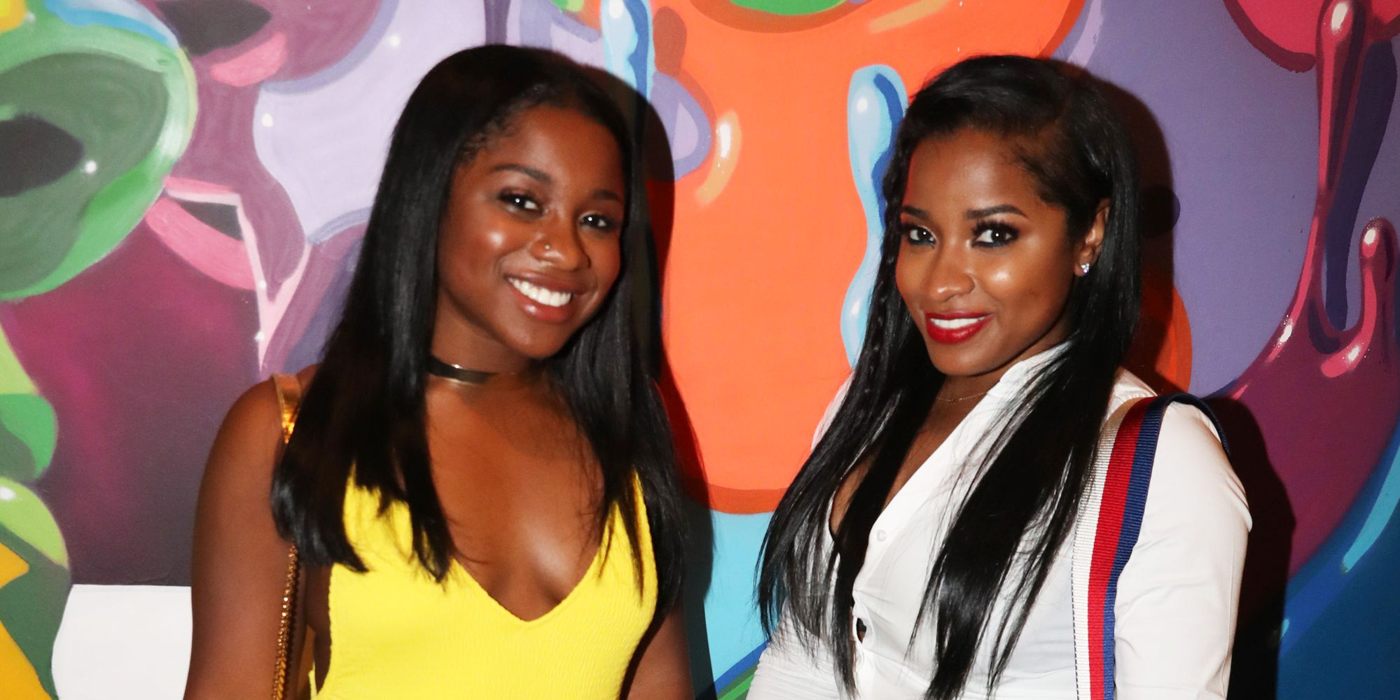 Toya Wright Floods Her Social Media Account With Pics And Footage From Her Daughter, Reginae Carter's 21st Birthday - The Party Was Lit!