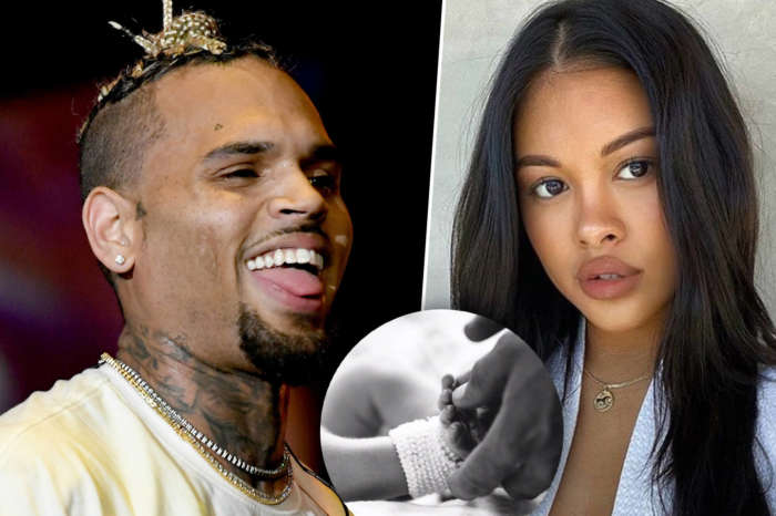 Chris Brown Shares Photos Of His Son, Aeko And Also Gushes Over His Daughter, Royalty With A Sweet Video