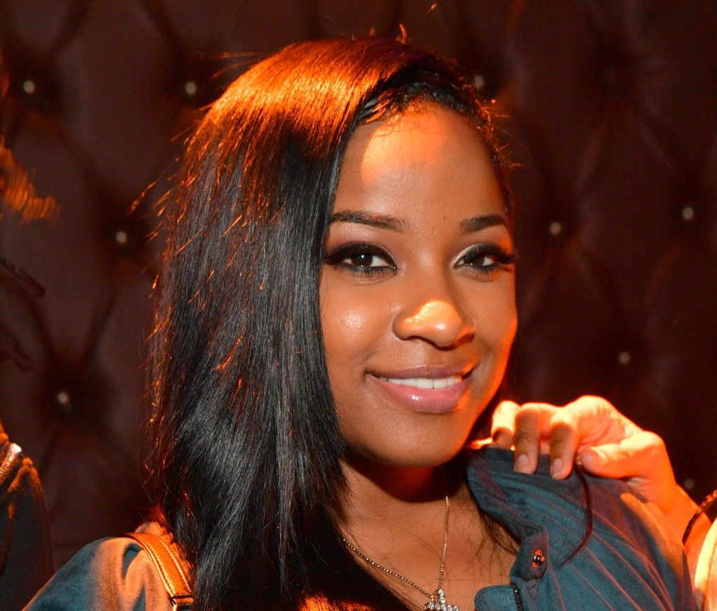 Toya Wright's Fans Can Meet Her And Baby Reign Rushing Tomorrow At This Event