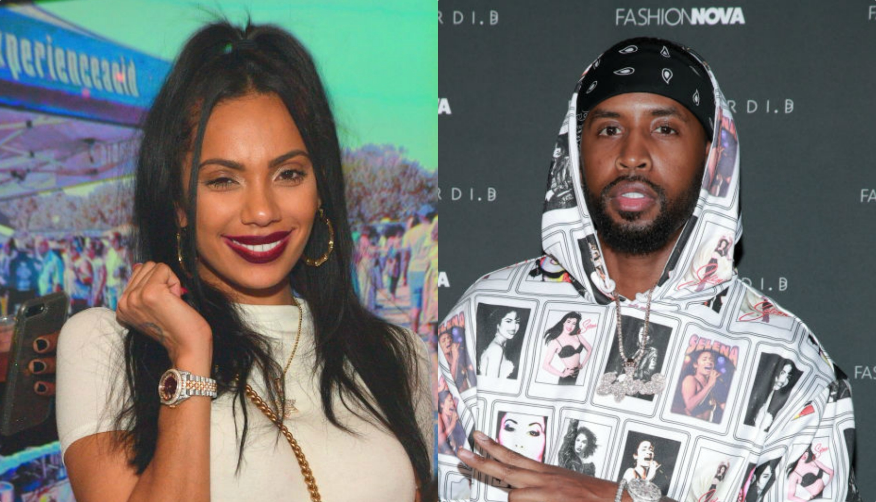 Erica Mena Gushes Over Safaree - You Can See Him Today On The Real Daytime