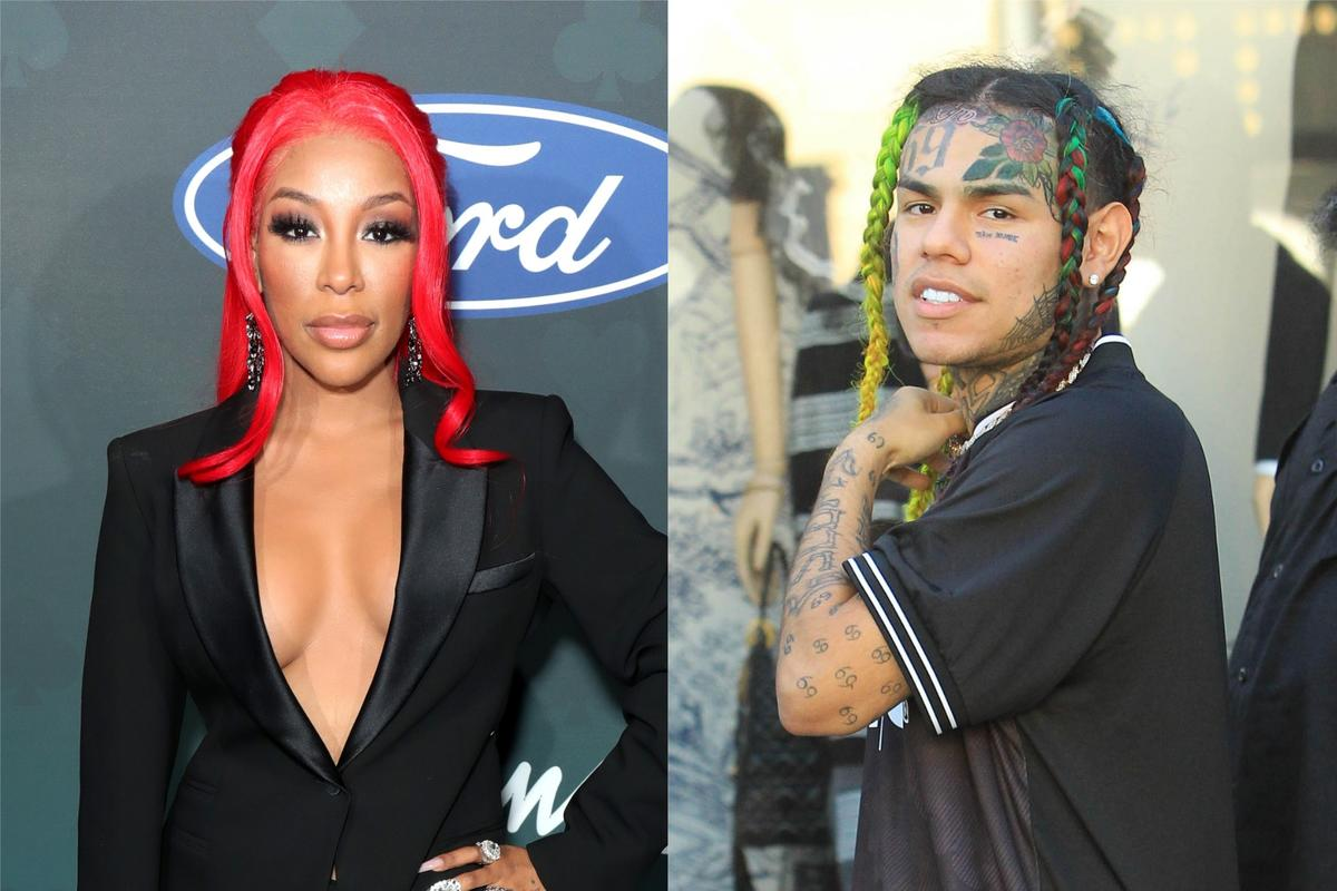 Tekashi 69 Released From Jail In A Couple Of Days? All Signs Point To This And K. Michelle Is Celebrating!