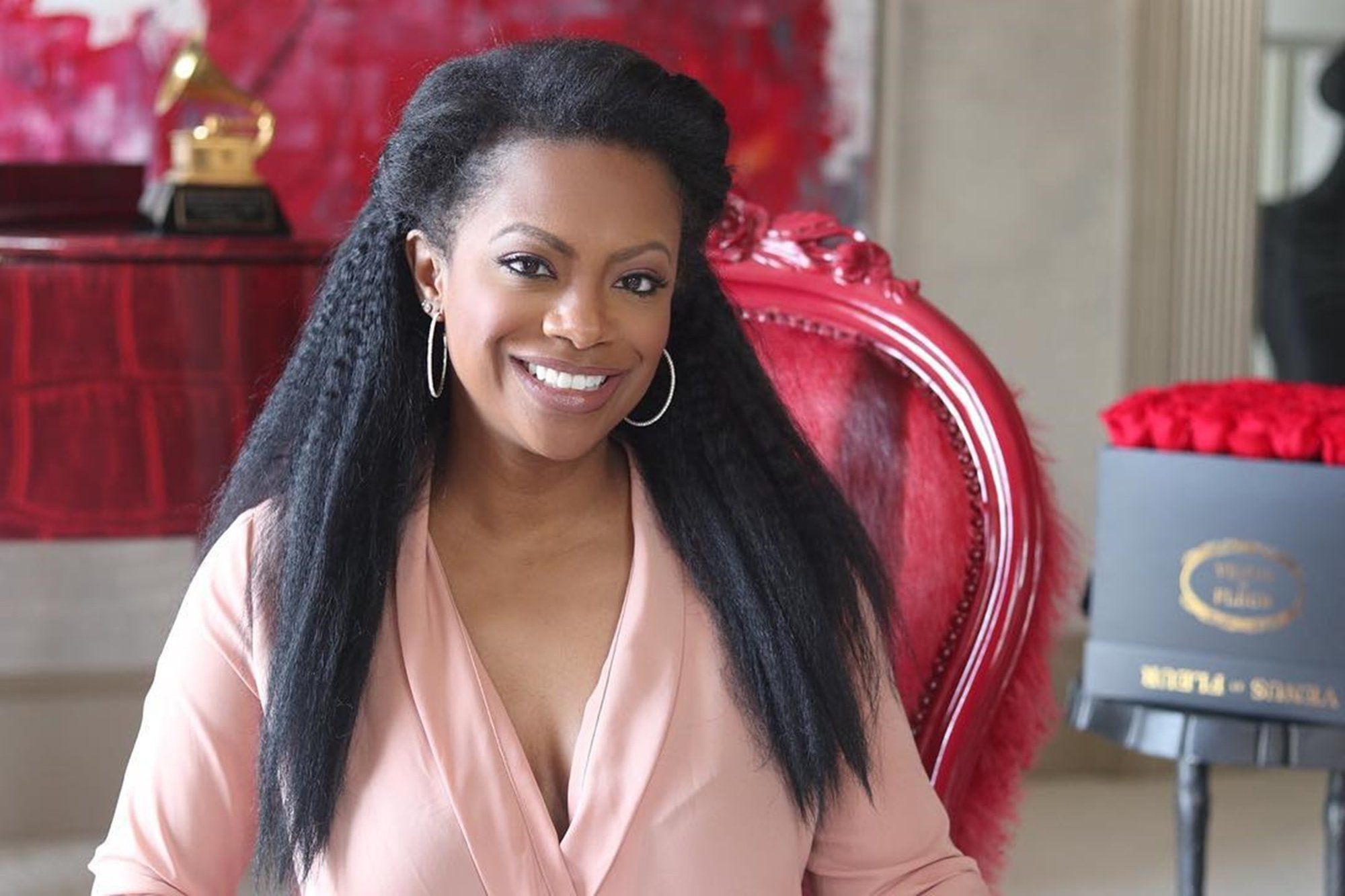 Kandi Burruss Shares Pics With Her Sister - Do They Look Alike Or Not?