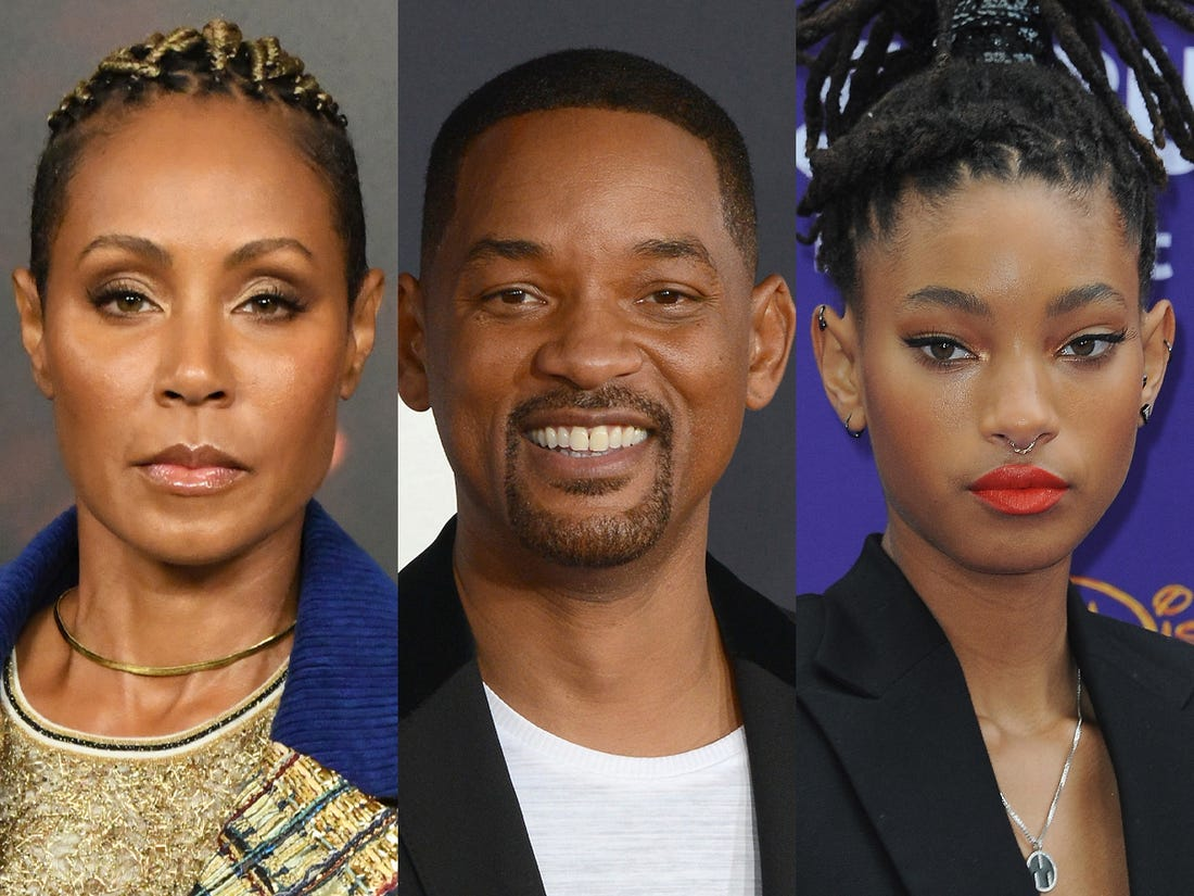 Jada Pinkett Smith Gushes Over The Relationship That Her Husband, Will Smith, Has With Their Daughter