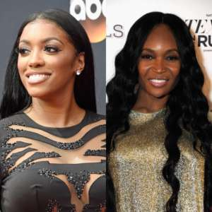 Porsha Williams Gushes Over Marlo Hampton's New Wig Line