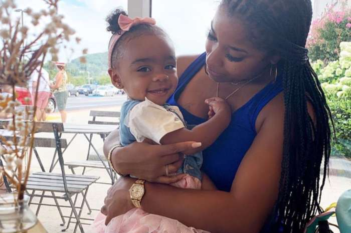 Toya Wright Has The Best Present You Can Add To Your List For The Holidays - See This Gorgeous Photo
