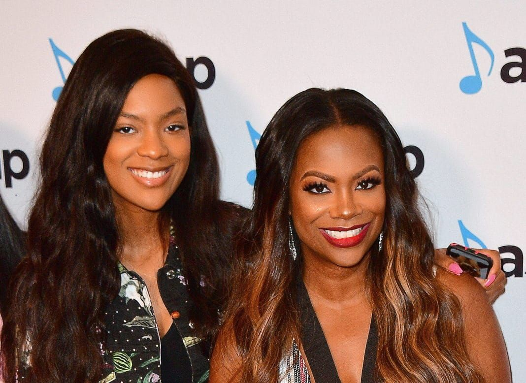 Kandi Burruss Is Twinning With Her Daughter Riley Burruss