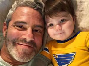 Andy Cohen Proudly Reveals Son Benjamin Called Him 'Dada' For The First Time!