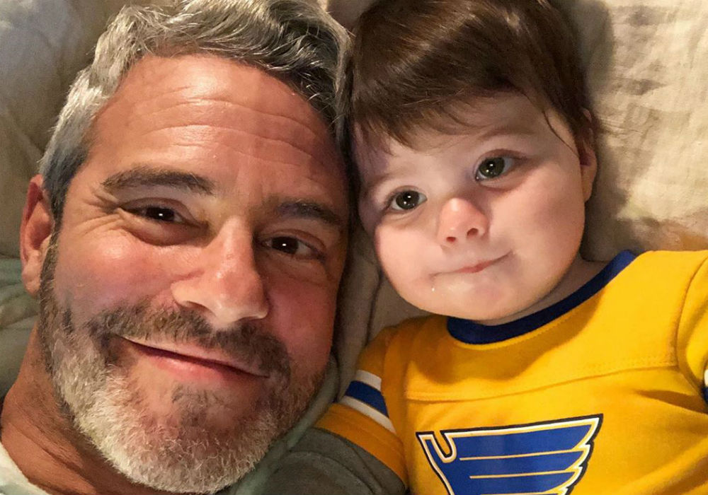 Andy Cohen Gets Political On WWHL After President Trump Nominates Anti-Surrogacy Advocate For Federal Judgeship