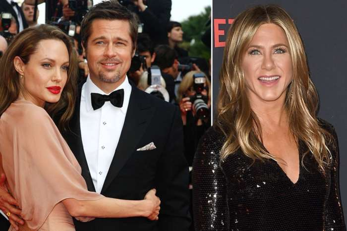 Brad Pitt  Was The Last To Leave Jennifer Aniston's Party For A Reason Involving Angelina Jolie