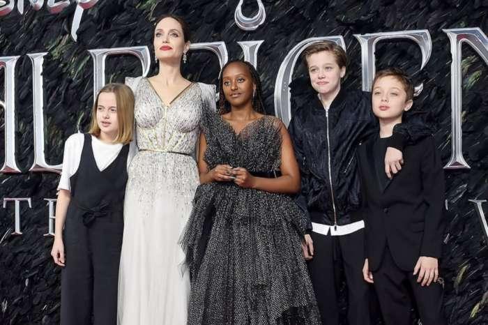 Angelina Jolie And Zahara Marley Jolie-Pitt Wore Ralph & Russo To The Maleficent Premiere