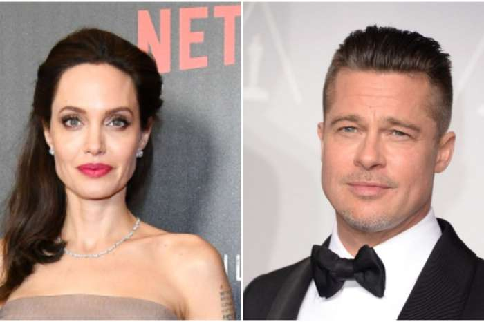 Angelina Jolie Chooses Not To Travel Over The Holidays So The Kids Can Spend Time With Brad Pitt