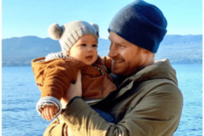 Prince Harry And Meghan Markle Close 2019 With New Photo Of Baby Archie Harrison