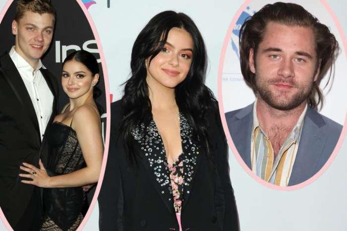 Ariel Winter 'Happier Than Ever' And 'Having Fun' With Luke Benward Following Her Levi Meaden Split
