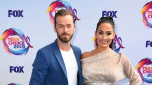 Nikki Bella Met Artem Chigvintsev's Parents And Left A Great Impression Regardless Of Language Barrier Between Them