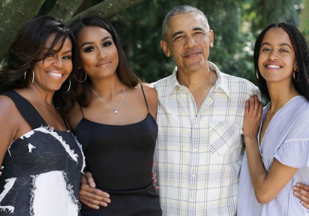 Barack & Michelle Obama Purchase 7-Bedroom Mansion In Martha's Vineyard
