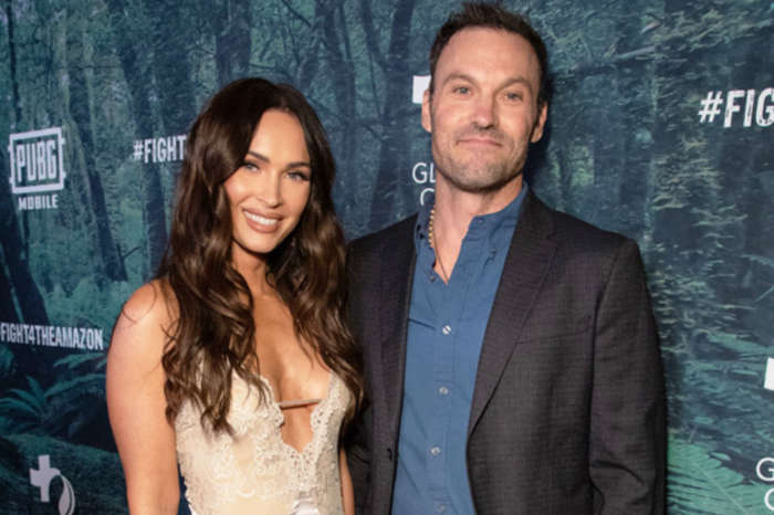 Brian Austin Green & Megan Fox Hit The Red Carpet Together For The First Time In Five Years