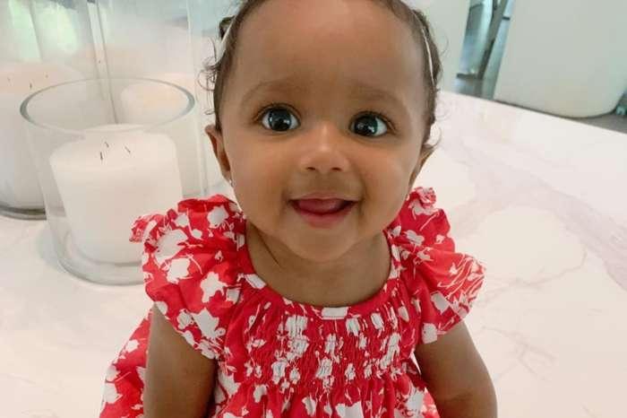 Kenya Moore's Baby Girl, Brooklyn Daly Has Two Teeth Coming In - See The Cute Photo