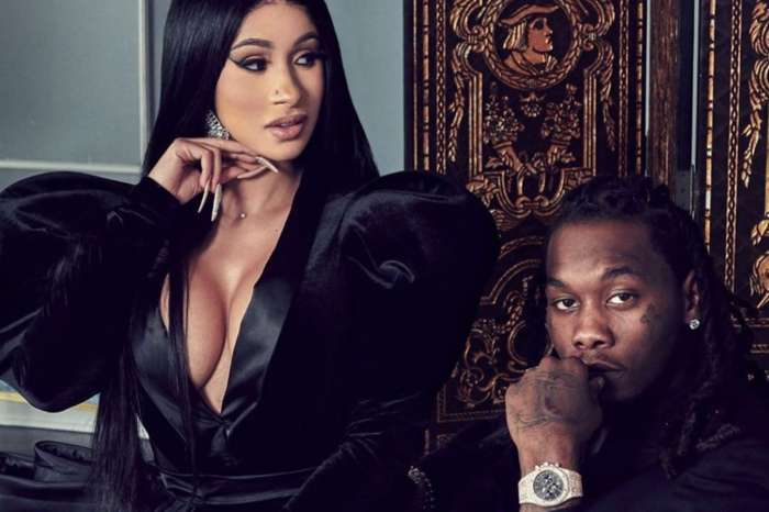 Cardi B And Husband Offset Reveal Two New Members Of Their Family In Adorable Video, And Takeoff Is Here For It