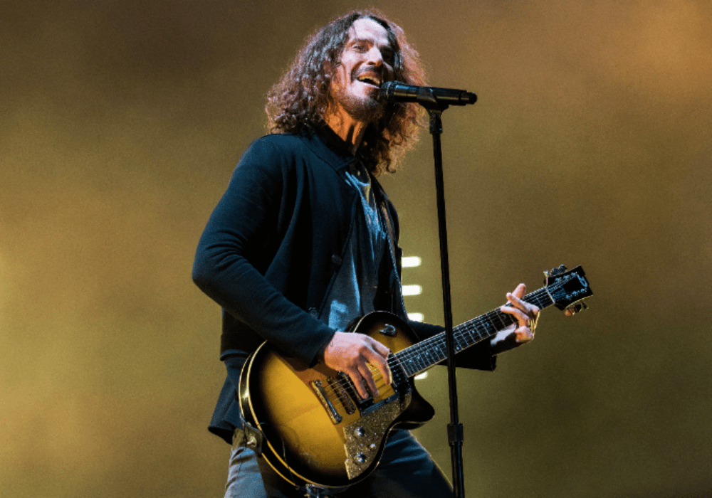 Chris Cornell's Widow Sues Soundgarden With Claims They Are Stealing From Her And Her Kids