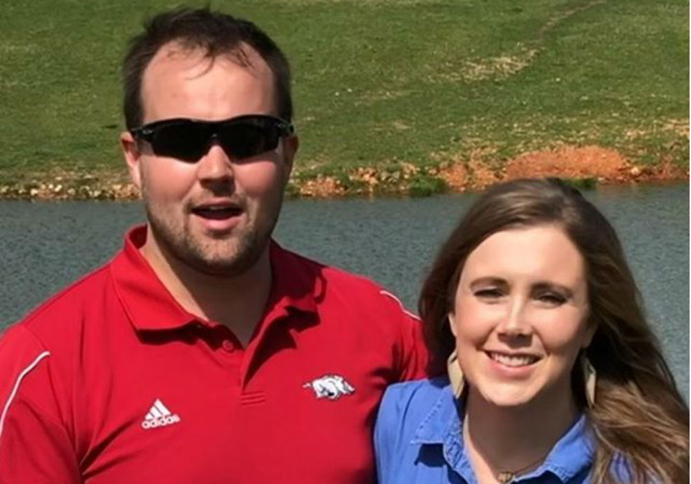 Counting On - Josh And Anna Duggar Explain The Meaning Behind Their Newborn's Name